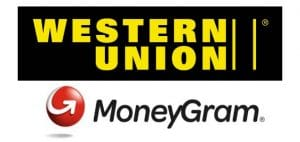 Wester Union o MoneyGram en Colombiawebs